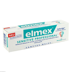 elmex SENSITIVE PROFESSIONAL plus Sanft. Zahnweiss